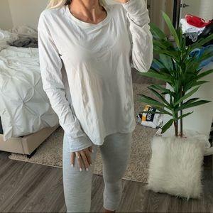 🍋Lululemon long sleeve shirt